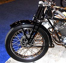 Motorcycle fork - Wikipedia