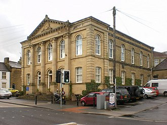Craven - District Council Offices, Skipton