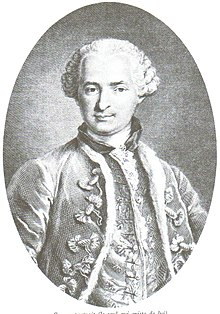 Count of St  Germain - Wikiquote