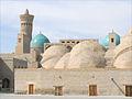 Coupoles des marchands (Boukhara, Ouzbékistan) (5674989167).jpg