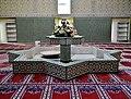 Courcouronnes Grand Mosquée Innen Waschraum Brunnen 3.jpg