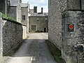 Courtyard Entrance at Levens Hall - geograph.org.uk - 1399594.jpg