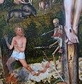 Cranach il giovane, allegoria della redenzione, 1557 07.JPG