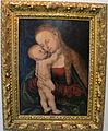 Cranach il vecchio, madonna col bambino.JPG