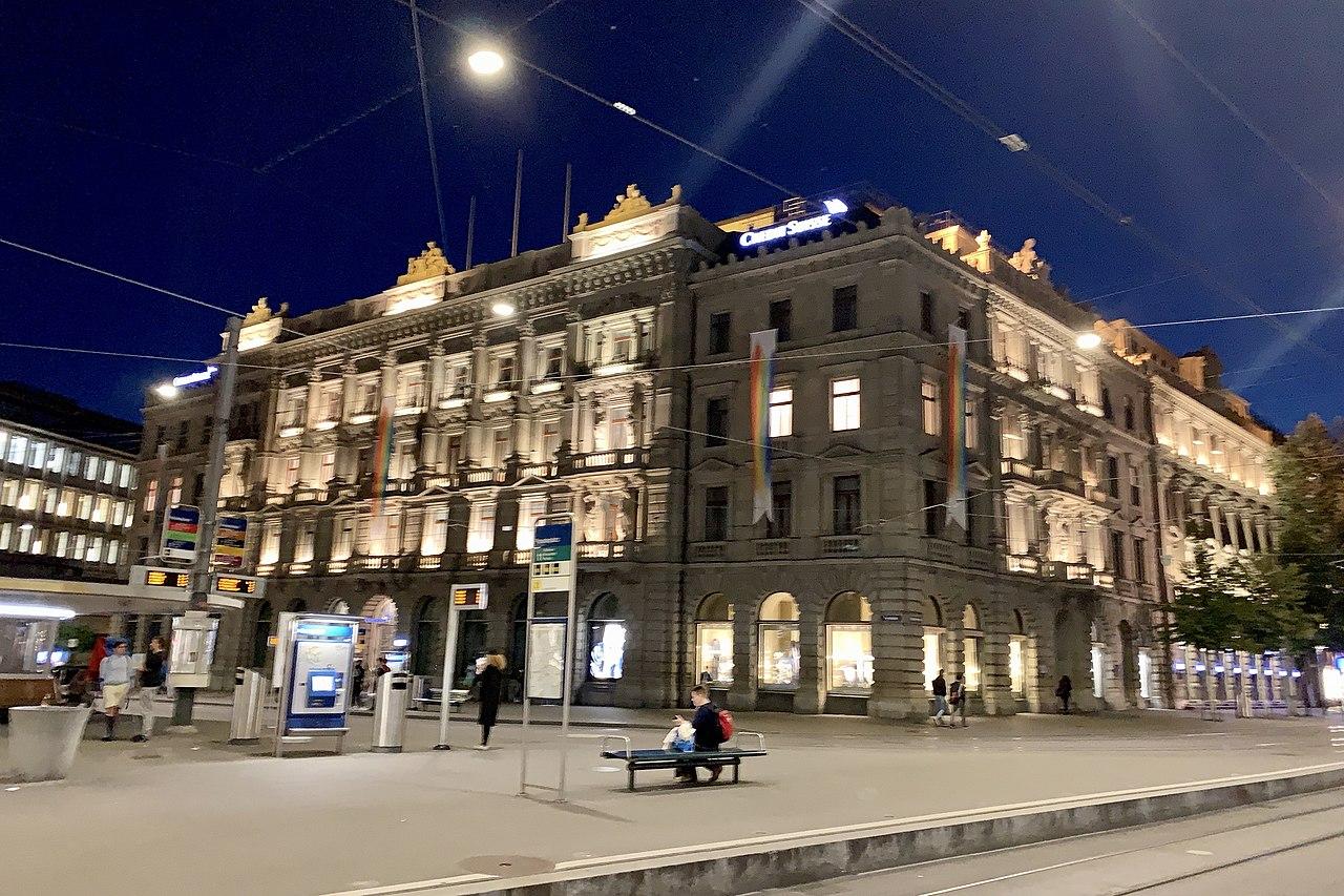 Credit Suisse, Paradeplatz (Ank Kumar, INFOSYS Limited) 01.jpg