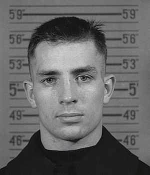 Crew cut -  Author Jack Kerouac sporting a G.I. crew cut in 1943