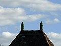 Creysse Tiregand vieux château ancienne chapelle épi.JPG