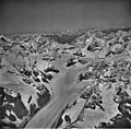 Crillon Glacier, valley glacier and hanging glaciers with icefall, September 18, 1972 (GLACIERS 5342).jpg