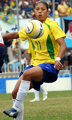 Futebol feminino – Wikipédia f9d94ae48374e