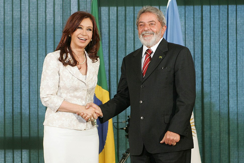 Cristina y Lula 2