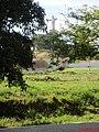 Cristo Salvador de Sertãozinho em construção no alto do Morro do Vanzela, visto da Rodovia Octávio Verri, acesso a cidade de Sertãozinho. - panoramio.jpg