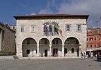 Croatia Pula Town Hall BW 2014-10-11 12-00-09.jpg