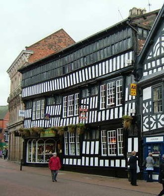 Nantwich - Crown Hotel