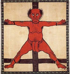 Torii Suneemon - Banner made by Ochiai Michihisa, 16th century