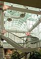 Crystal City Snow - Snow-Covered Skylights in Crystal City Shops (4198306737).jpg