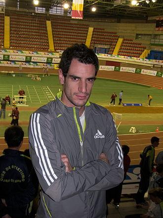 Juan de Dios Jurado - Image: Cto. Andaluz 2007 027