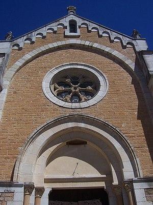 Cuiseaux - Image: Cuiseaux Church