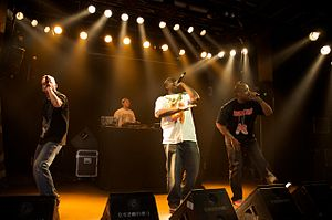 CunninLynguists - Performing live in 2009