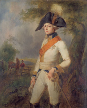 Prince Louis Charles of Prussia - Prince Louis of Prussia by Edward Francis Cunningham