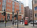 Curtain Road near Scrutton Street, EC2 - geograph.org.uk - 1097644.jpg