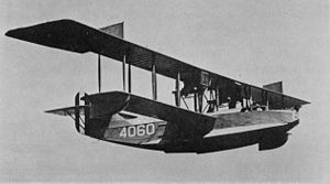 Curtiss Model H - Curtiss H-16 in U.S. Navy service.