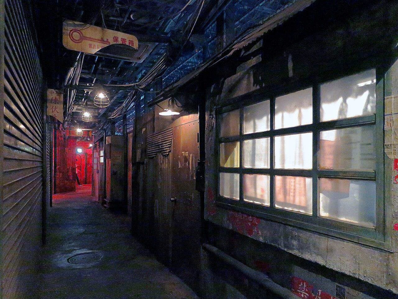 Hong Kong Alley S Kitchen