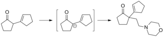 Pentethylcyclanone - Cyclexanone synthesis