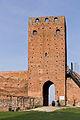 Czersk (powiat mazowiecki), zamek wieża bramna.jpg
