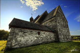 Dønna - Dønnes Church