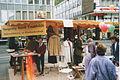 Düsseldorf, Schadowstraße, Nachwuchswerbung für Kürschner 1990 (5).jpg