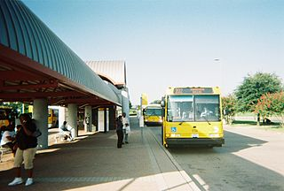 North Irving Transit Center