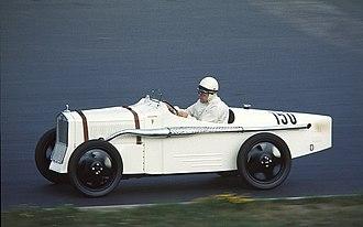 DKW F1 - Image: DKW F1 Monoposto (Bj. 1932) Heinz Wiemeier 1976