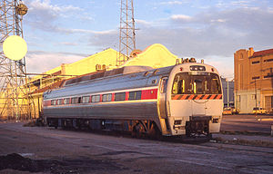 Federal Railroad Administration SPV-2000