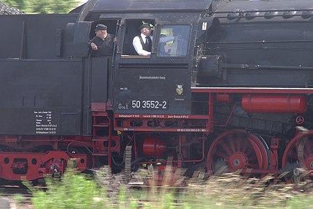 Fast steam engine