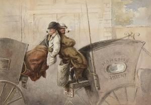 Frances Elizabeth Wynne - Image: DV307 no.129 View in Davies St July 1865
