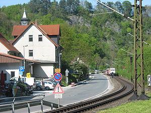 Bundesstraße 27 - Image: D ST Rübeland HVLE 285001 Sz 20080511