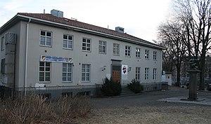 Dælenenga idrettspark - The club house