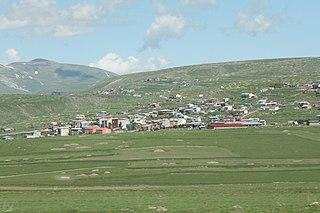 Damal Place in Ardahan, Turkey