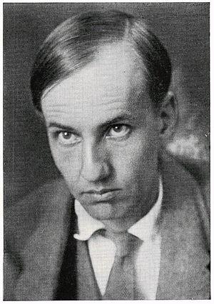Dan Andersson - Dan Andersson, 1917.