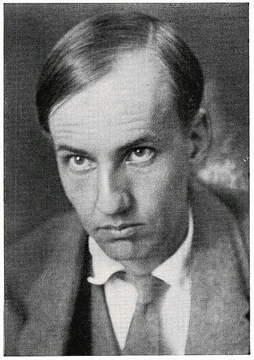 Dan Andersson, 1917.