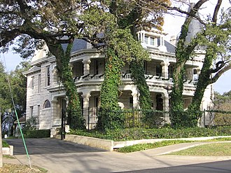Daniel H. and William T. Caswell Houses - Image: Daniel H. Caswell House