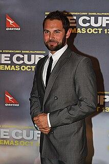 Daniel MacPherson Australian actor and television presenter