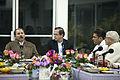 Daniel Ortega, Presidente de Nicaragua recibe a delegación del Ecuador (11195428474).jpg