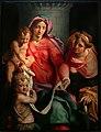 Daniele da volterra, madonna col bambino s. giovannino e s. brbara, 1548 ca., già in casa ricciarelli a volterra.jpg