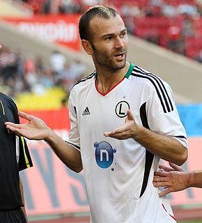 Danijel Ljuboja Serbian footballer