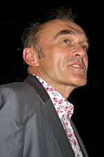 Photo of Danny Boyle at the 2008 Toronto International Film Festival.