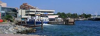 Eastern Shore (Nova Scotia) - Image: Dartmouth Waterfront 2007