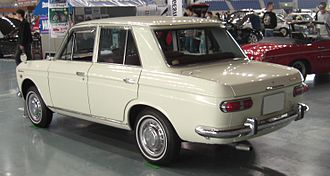 Nissan Bluebird - Datsun Bluebird 410