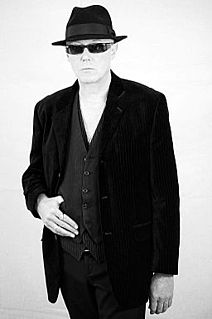 David J British musician
