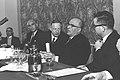 David Landor - Arthur Lourie - Levi Eshkol - Aviad Yafe 1965-03-26.jpg
